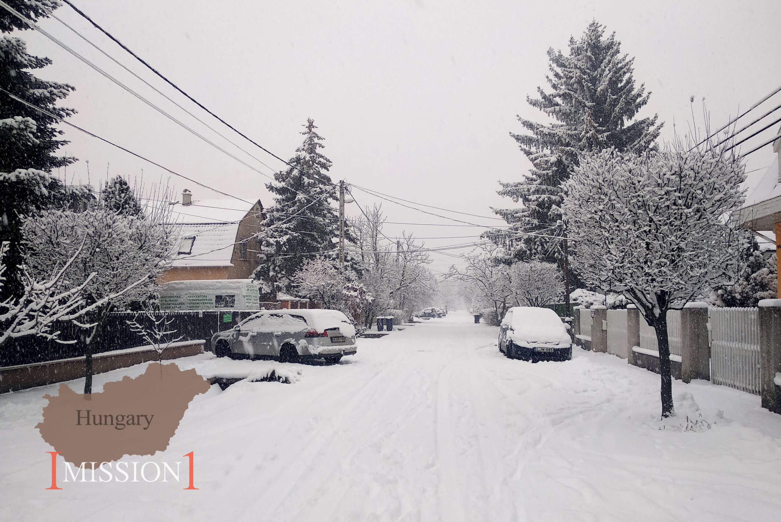 匈牙利:進入寒冬穿上白紗的布達佩斯