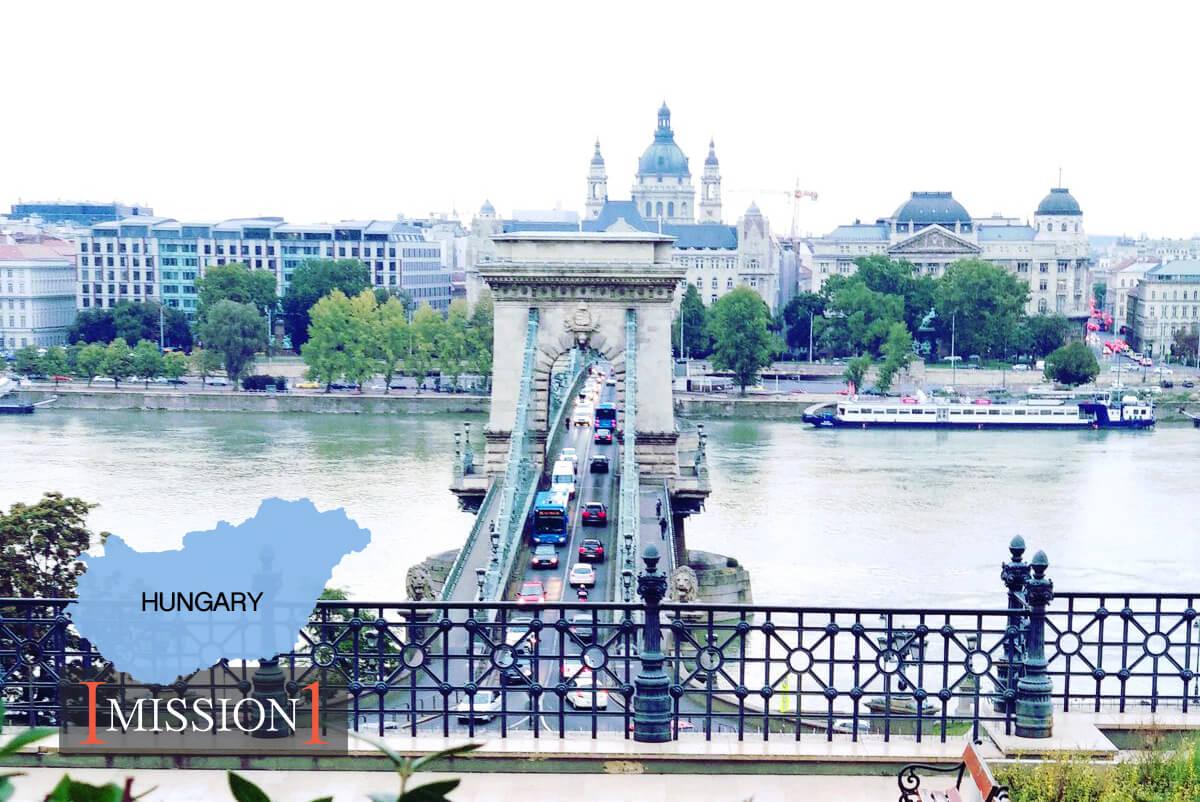 匈牙利:邁入新氣象的布達佩斯